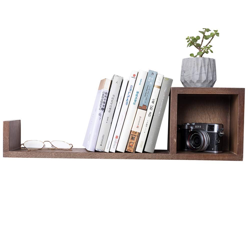 kui wall shelves solid oak cube shape storage floating bookcase creative lattice rack display home organizer walnut right drill brush canadian tire shelf anchor without drilling