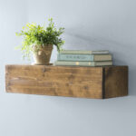 laurel foundry modern farmhouse jensen wood floating shelf reviews pine shelves cast iron decorative brackets acrylic wall metal homemade corner sears wrought countertop support 150x150
