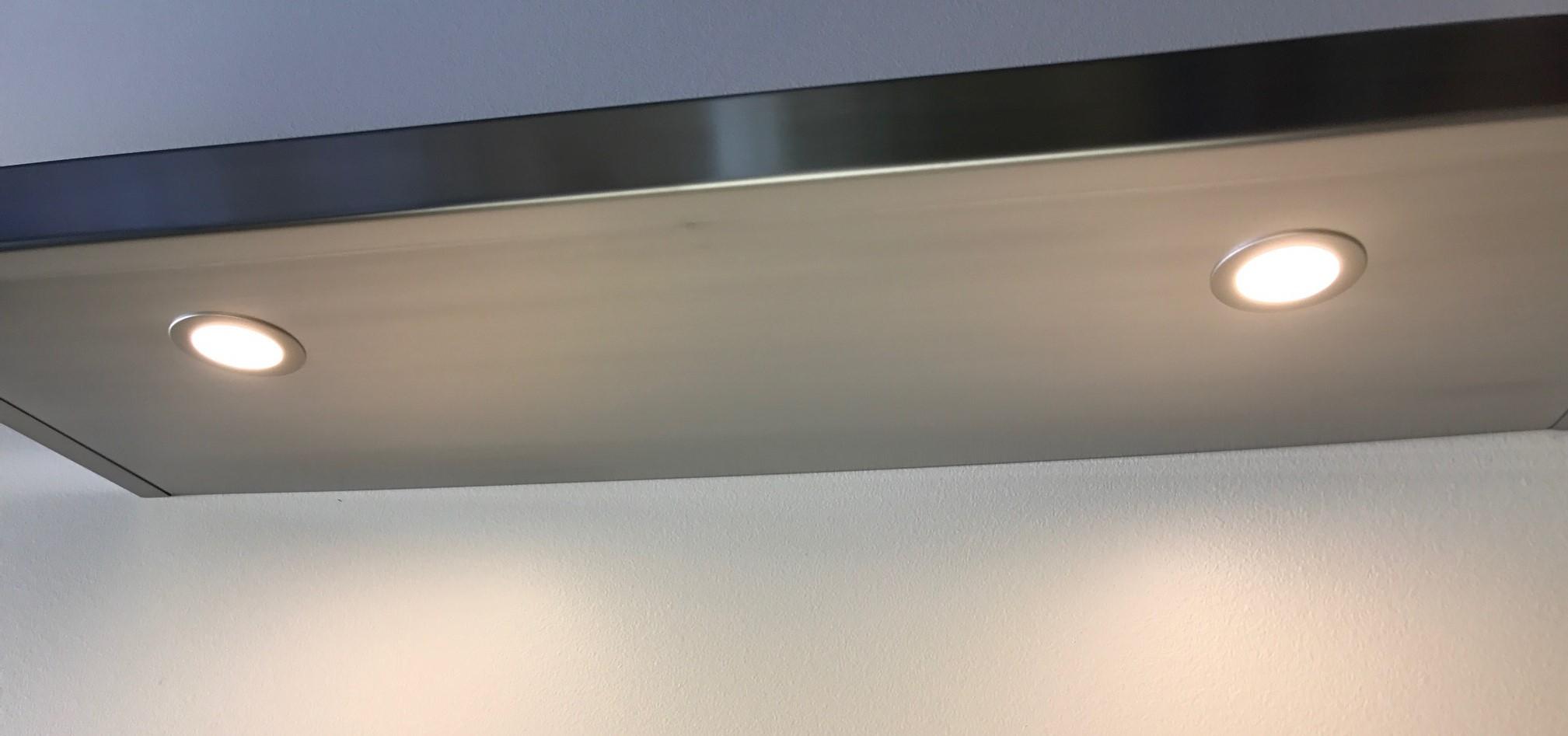 led lighting options for custom floating shelves img with stainless steel shelf recessed lights entry way coat hanger granite island brackets modern bathroom cabinet ideas