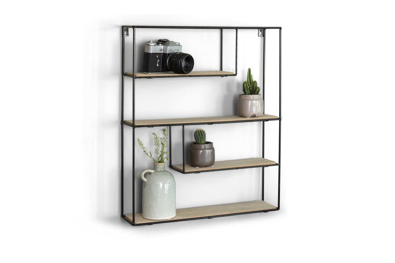 lifa living rectangle wall shelf unit tier floating metal shelves for kitchen make your own ture ledge island with cabinets and seating ladder melbourne corner shower dimensions