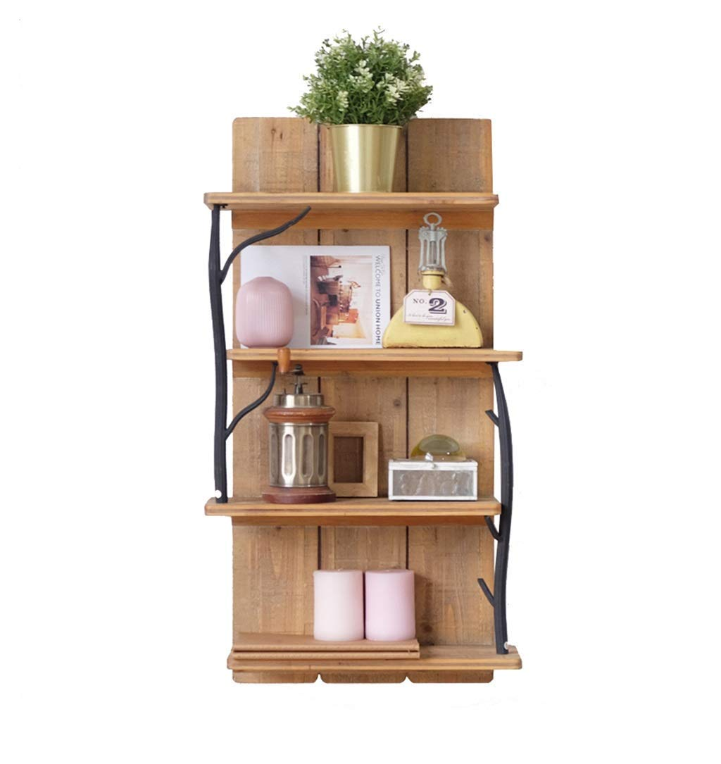 lil vintage loft floating shelves wall shelf hanging for bar wood living room cube bookshelf storage rack home kitchen drywall without studs command strips hooks shower ledge