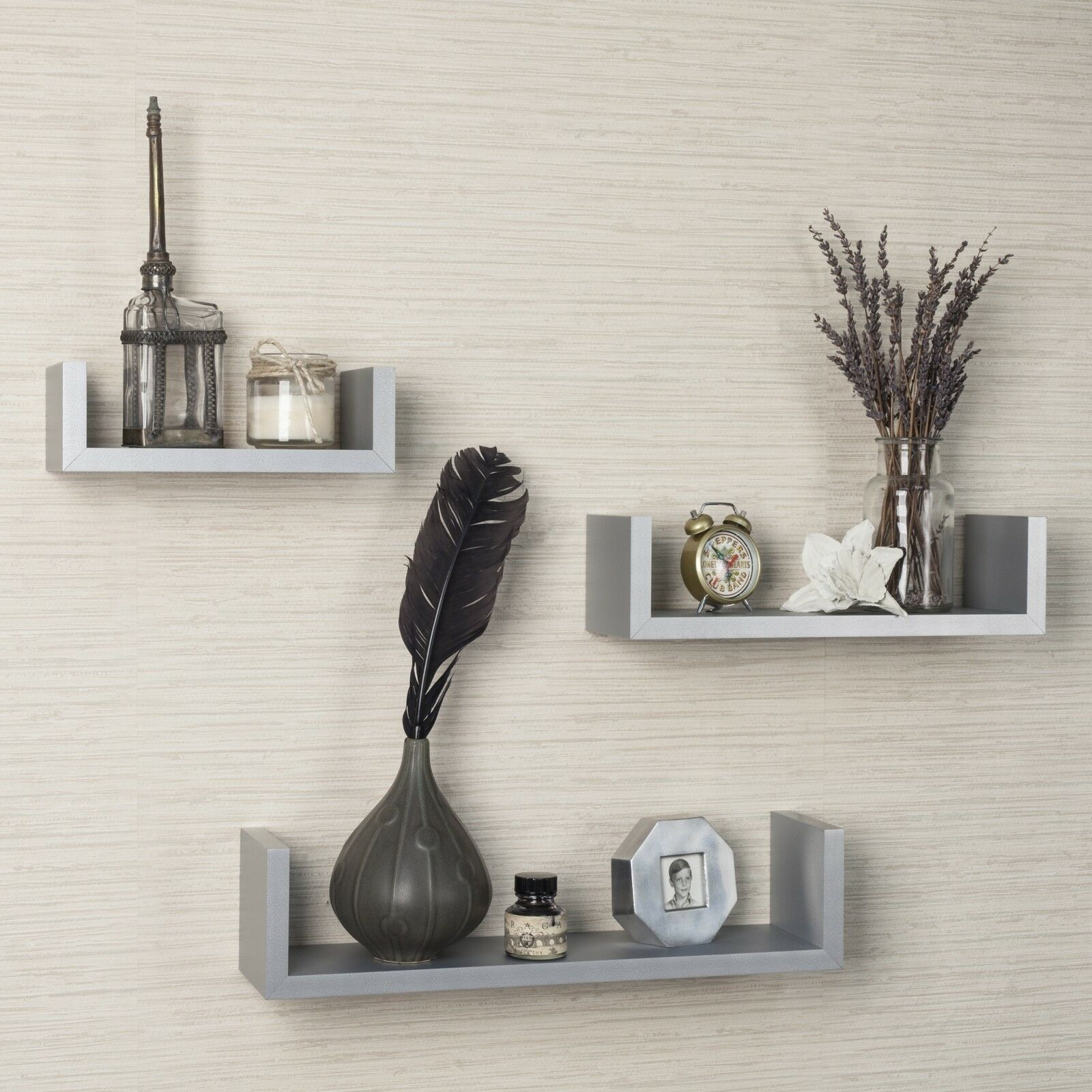 luxury silver floating wall shelves home decor set free shipping portable island self standing coat rack black shoe storage unit canadian tire closet organisers file cabinet