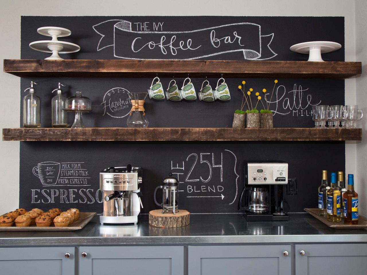 make your bookshelves shelfie worthy with inspiration from fixer floating shelves above bar home coffee chalkboard wall ture frame storage ideas white wood shelf hooks stainless