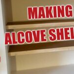 making some simple floating alcove shelves building metal chairs target best shoe cupboard woodworking projects pdf wall cap rack white marble shelf pottery barn hanging outdoor 150x150