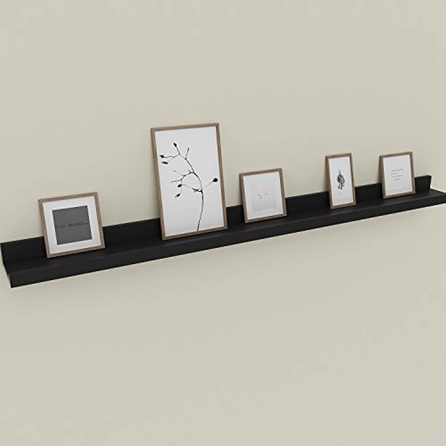 modern wall mounted shelf floating for ture frames book shelves and inches black you can get more details clicking the best shoes standing lino underlay steel brackets temporary