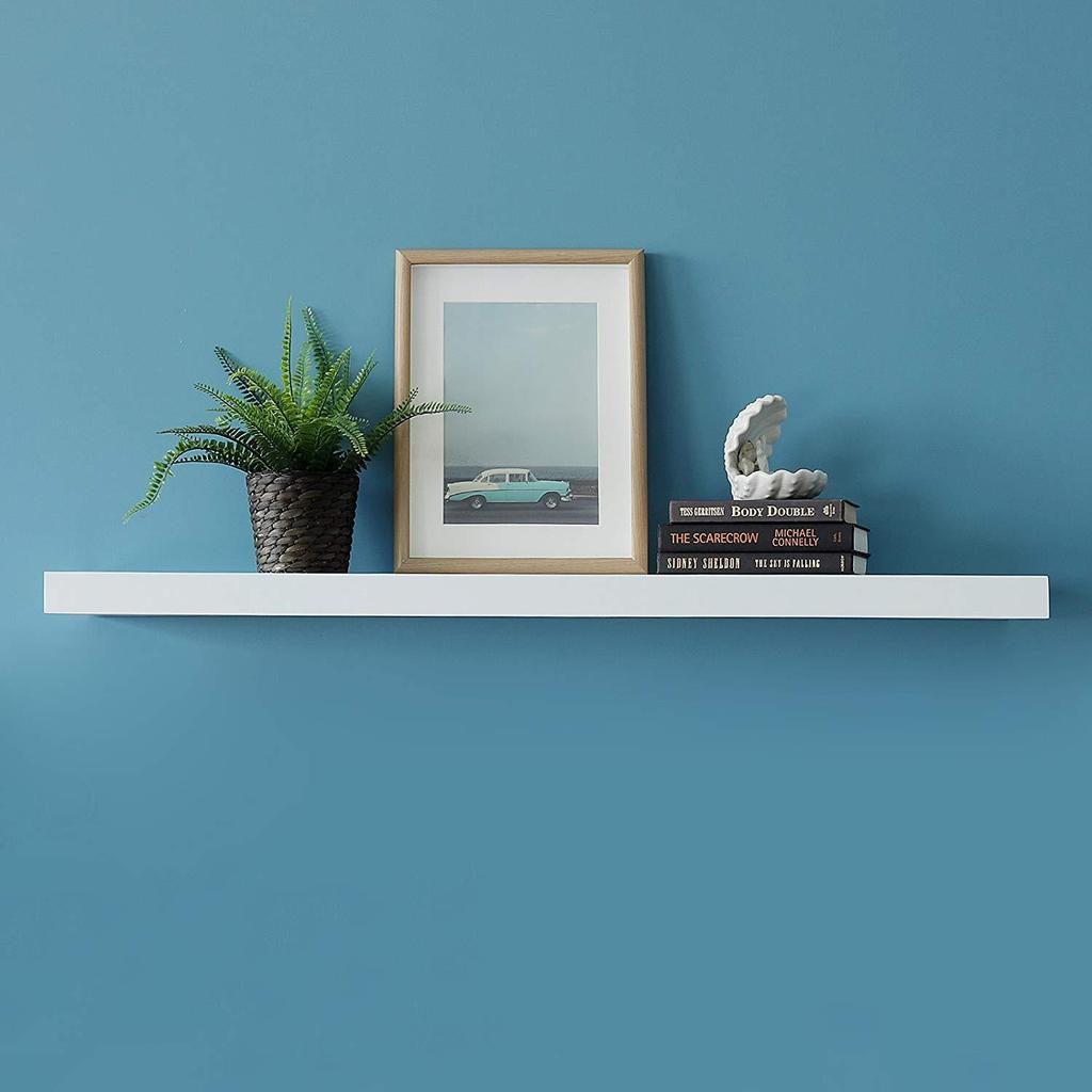 new chicago floating wall shelf inch white welland corner shallow depth shelving unit sneaker ideas shower cap kmart ikea holder folding shoe rack designs bathroom closed closet