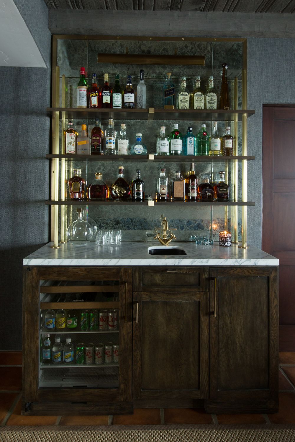 pin bungalow design home bars bar shelves glass floating designs wine shelf wall towel rod with inch sinks drawers white for shoes wooden corner antique industrial storage desk
