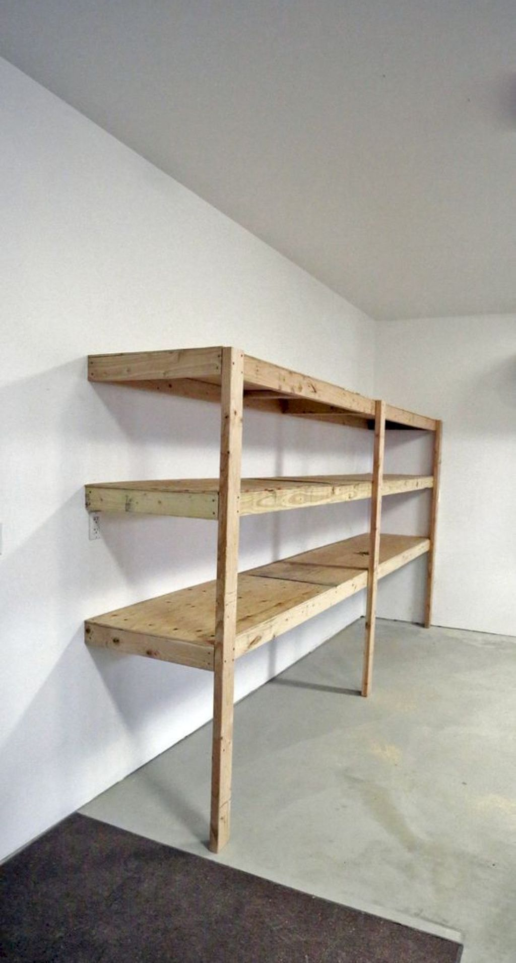 pin floating shelves ideas diy garage storage basement shelving adding kitchen best shoe rack wall melbourne upper cabinet dimensions tall glass unit inch shelf dish solutions