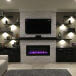 pin judy stegall electric fireplaces home decor floating shelves fireplace wall over toilet light fixtures shelf bedrooms bunnings metal shelving units non marking hooks old wood 150x150