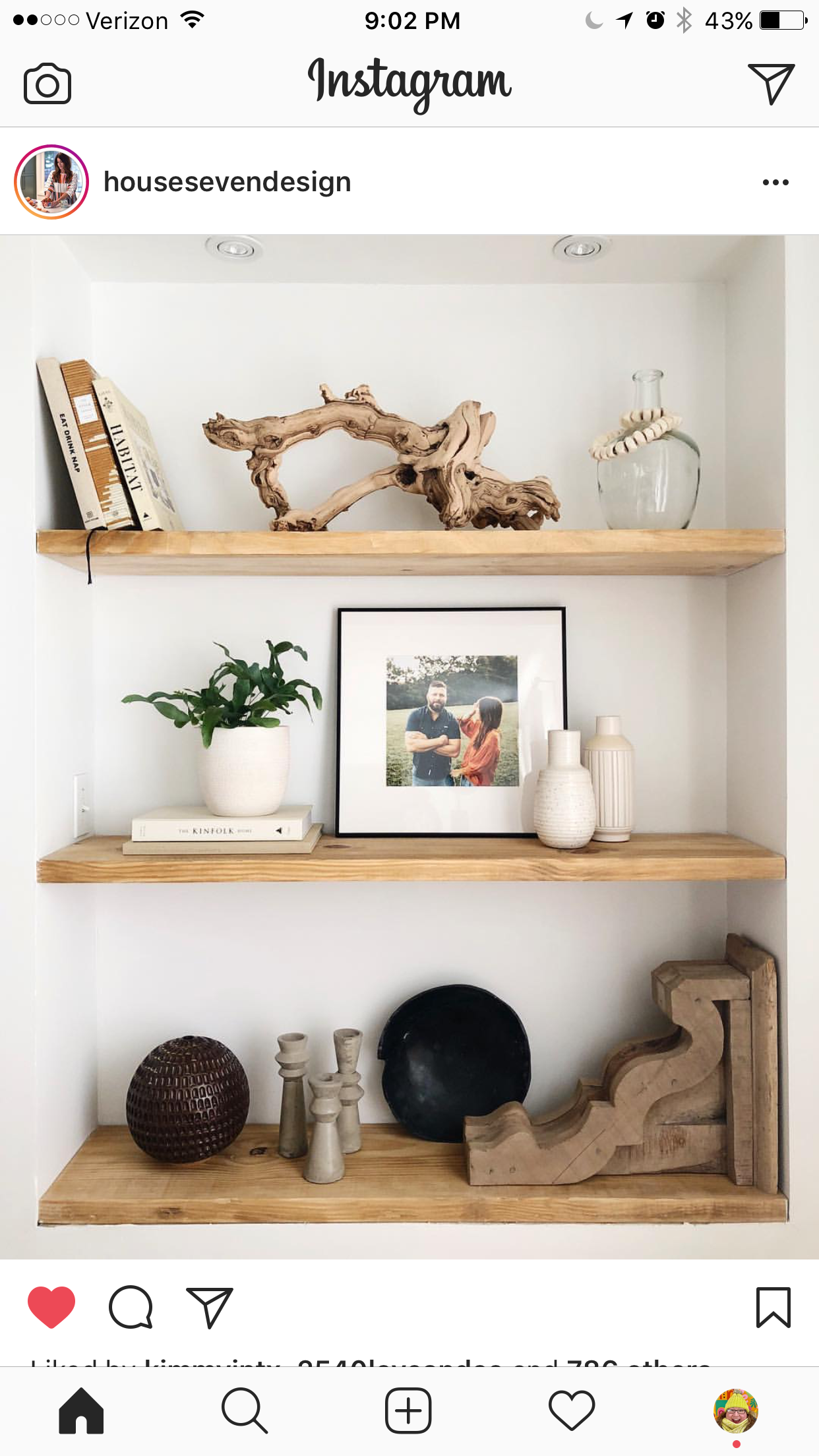 pin shannon cooper shelf styling shelves home decor canvas driftwood floating shelfie warm and cozy interior urban farmhouse told wall for receiver tures bathroom cabinets vanity