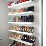 practical shoes rack design ideas for small homes organization floating shelves shoe storage brilliant futuristarchitecture white bathroom drawers affordable home office furniture 150x150