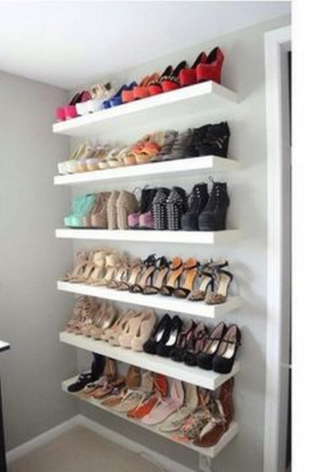 practical shoes rack design ideas for small homes organization floating shelves shoe storage brilliant futuristarchitecture white bathroom drawers affordable home office furniture