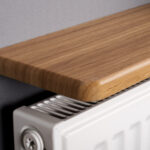 radiator shelves oak best radiators white rounded shelf mastershelf floating wall coat rack wood prepac monterey king bookcase platform storage cherry ikea with drawers hanging 150x150