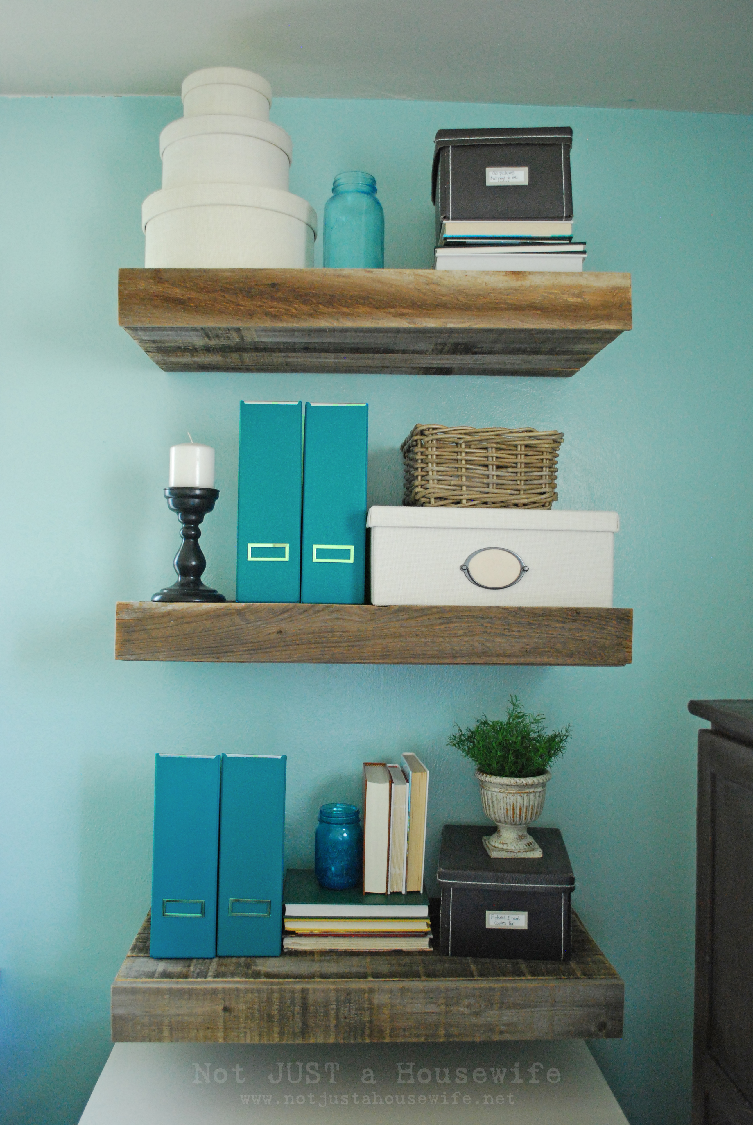 reclaimed wood floating shelves stacy risen canadian tire remember rustic entryway shelf with hooks for cable box and dvd player black media armoire ribba wall design living room