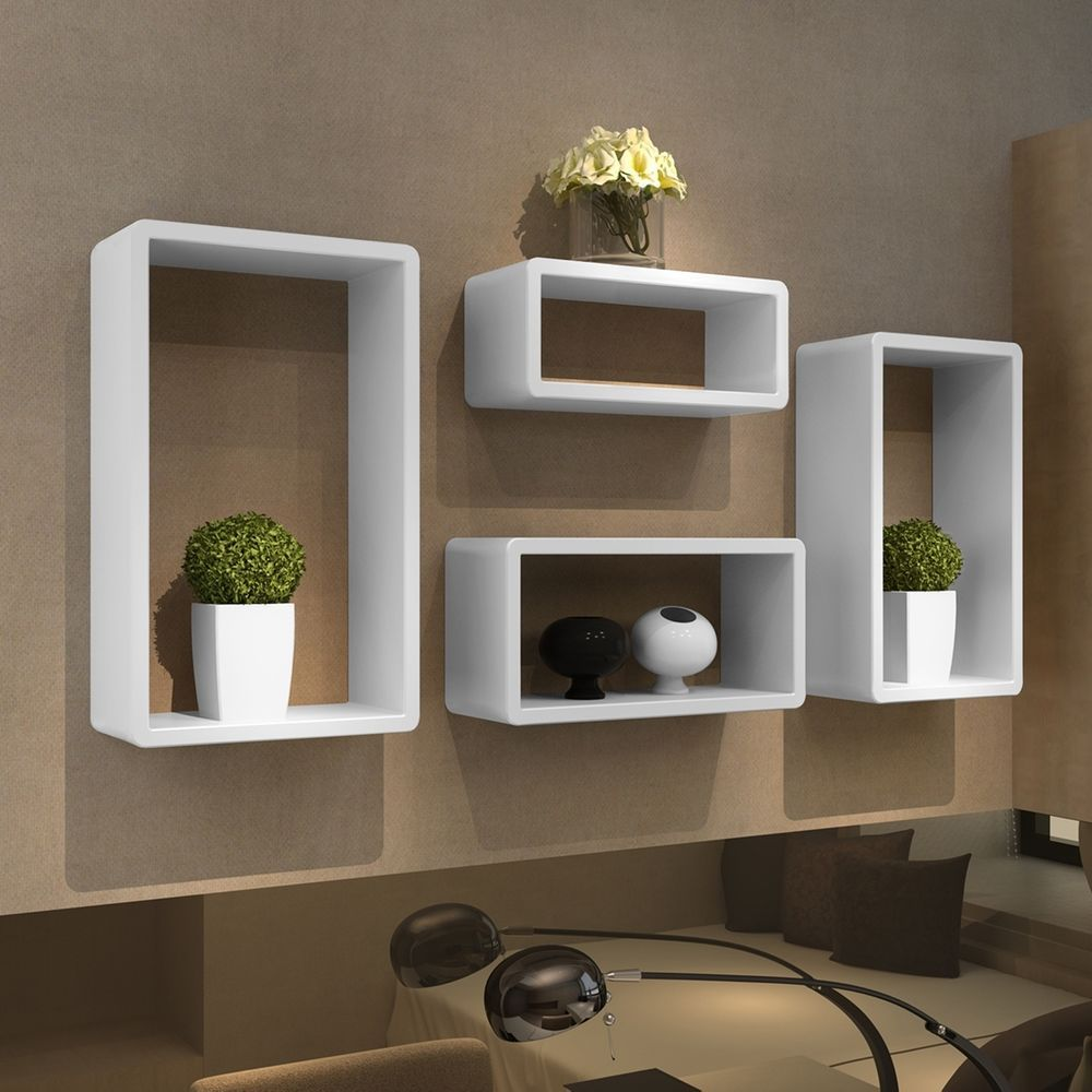 retro wall cuboid floating shelves stand storage display uni white box cubes bookcase home furniture diy bookcases shelving solid walnut media ideas butcher block kitchen island