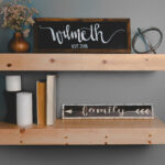 rustic wood floating shelves shelf easy install etsy fullxfull peel and stick wallpaper target office computer furniture dvd player storage closed shoe rack designs small toilet 150x150