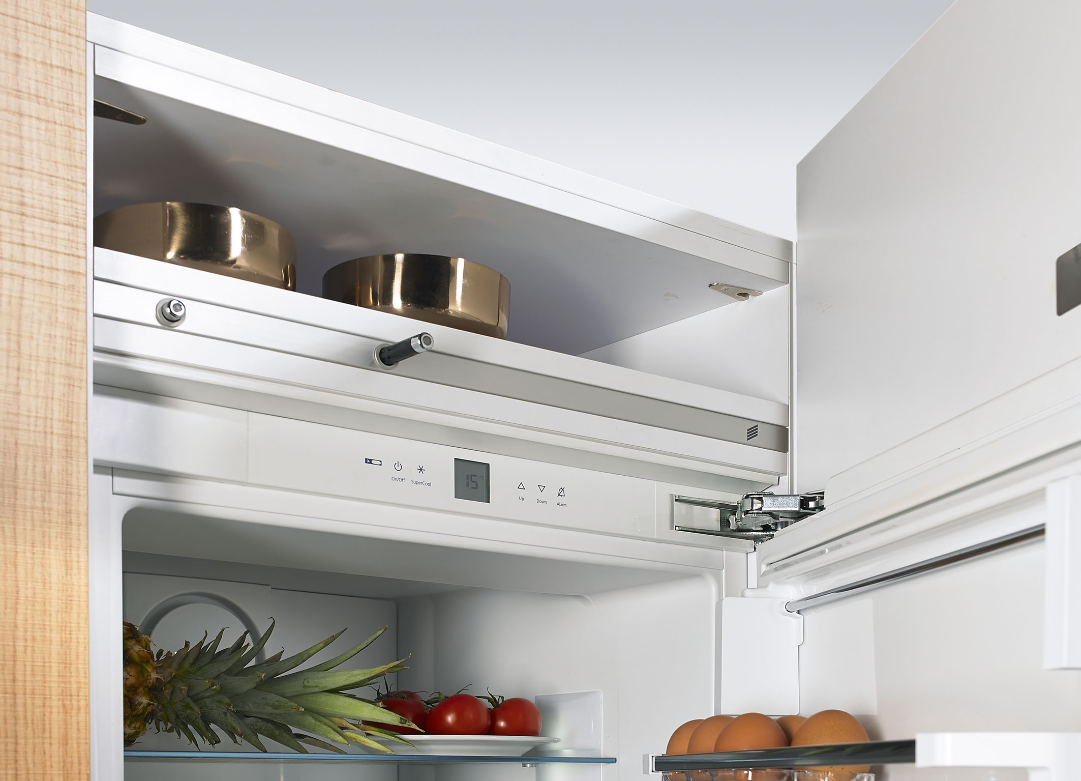 search hettich floating shelf brackets the function unit normally installed above appliance and concealed with loose designer profile discreetly integrates corner office furniture