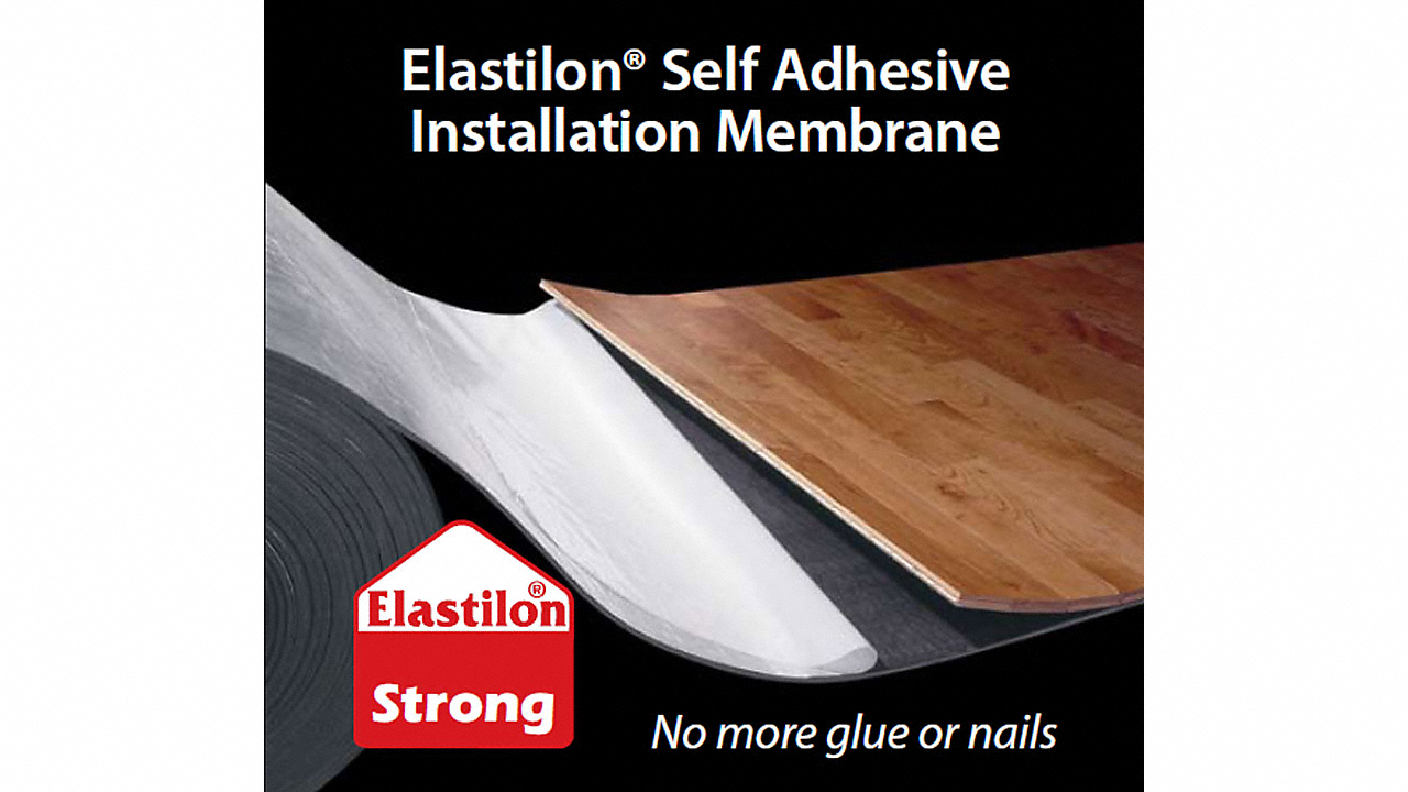 self adhesive underlayment elastilon lumber liquidators easy float storage solutions for small bathrooms floating shelf instructions ikea expedit unit kitchen stand inch media