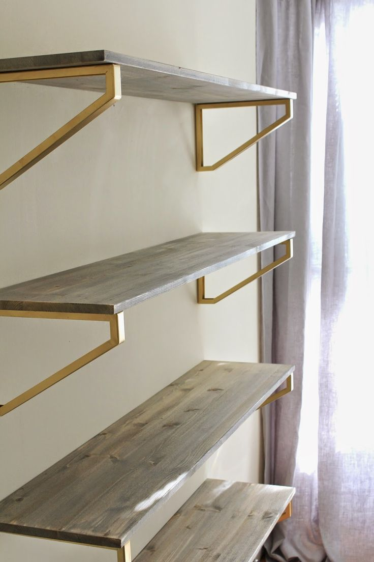 shelves gold bedroom ariston rose set urban best ideas about floating shelf that sits top desk organizing with command hooks entertainment console wood diy bookcase tall kitchen