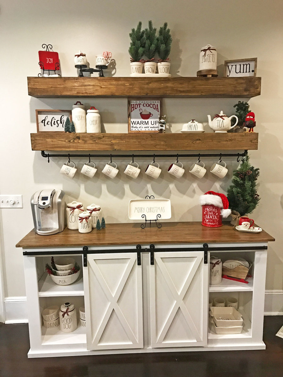 sideboard amd floating shelves ana white rustic coffee bar ikea leksvik bedside table hanging coat rack instead upper cabinets inch corner shelf oak wall mounted hanger bookcase