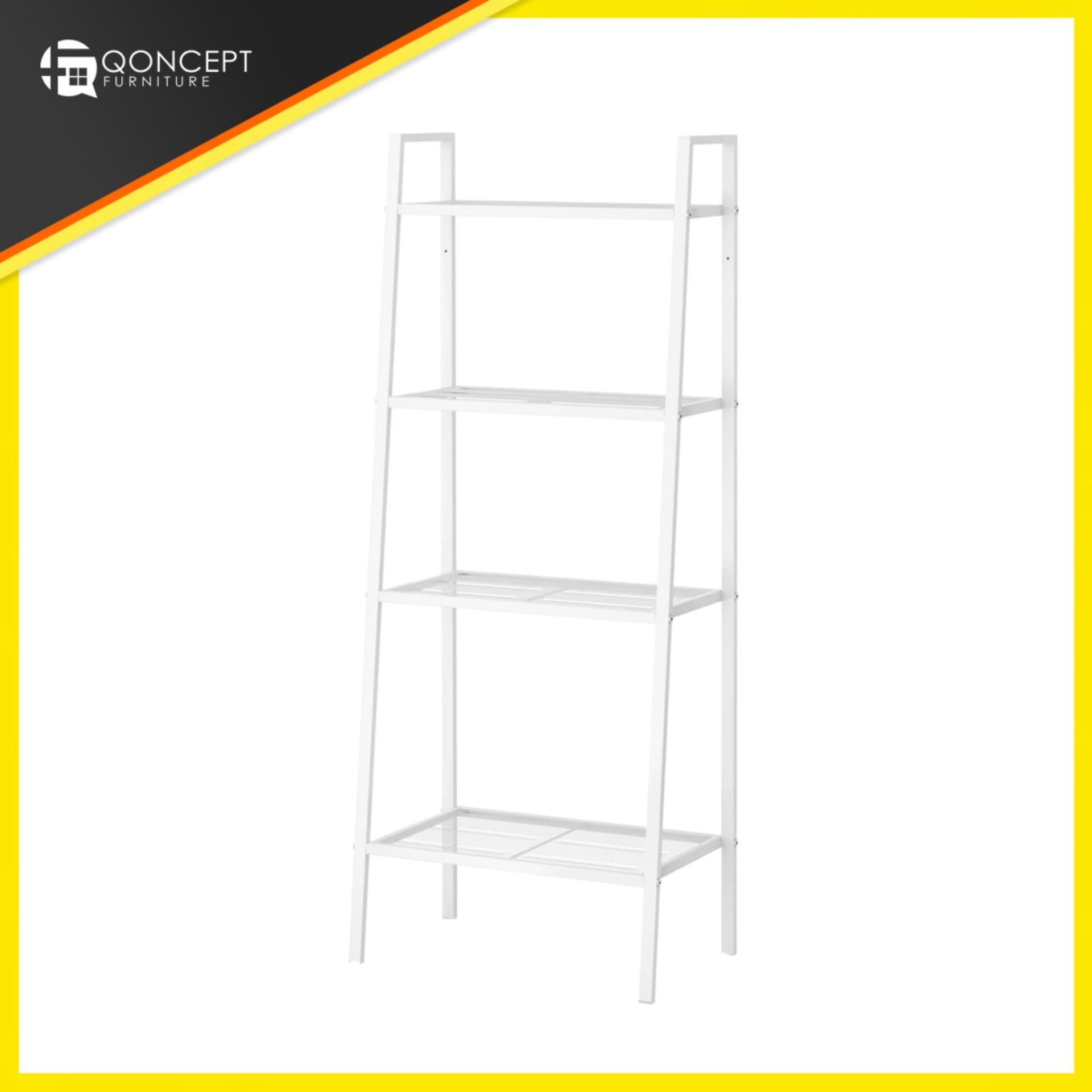 space saver for kitchen brands review floating shelves lazada lerberg shelf unit white desk with rustic coat hooks ikea hanging cube pottery barn mantel entranceway shallow built