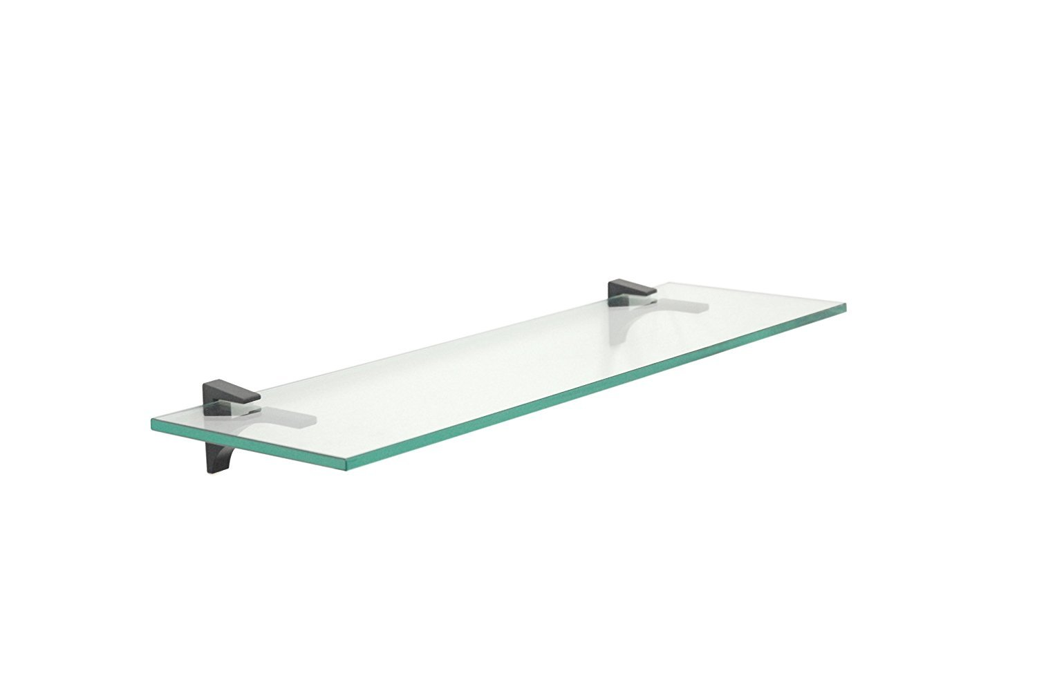 spancraft cardinal floating glass shelf inch home kitchen wall storage unit shelves the best roll out ikea shoe cupboard hemnes heavy duty shelving london diy drywall anchors for