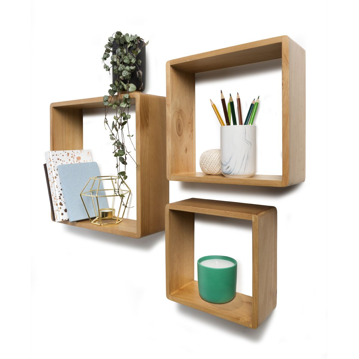 square wall shelves new house ideas floating kmart kmartnz garage hanging system retro corner shelf desk towel rail with design glass shelving unit contemporary bookshelf ikea