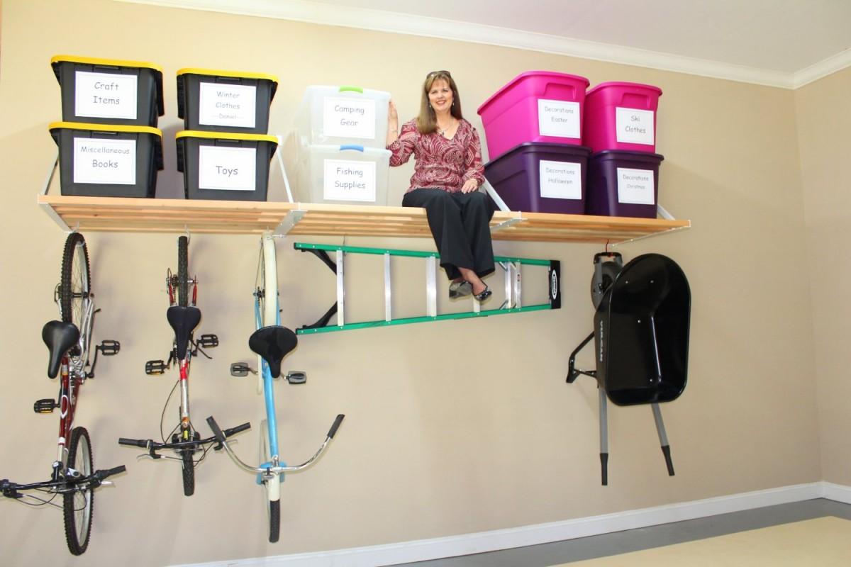 steel racks hanging shelves wall floating walnut overhead drawers ideas wood storage garage shelf bracket dimensions corner for cable box ture ledge display island support