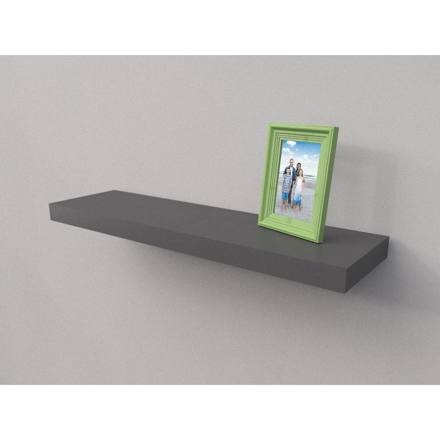 stone grey floating shelf part mastershelf shelves wall art set shoe and jacket rack kitchen mounted hanging storage round pins cream corner shelving unit hall built bookcase