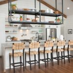 stylish kitchen island ideas decorating design blog floating shelves over remodeled with concrete lack ikea furniture corner garage storage plastic kmart barn wood multiple wall 150x150