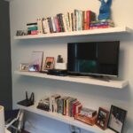 the best floating shelf rebecca lynne thorburn img shelves for books our previous house used five white vertical storage office supplies mementos etc computer table with bookshelf 150x150