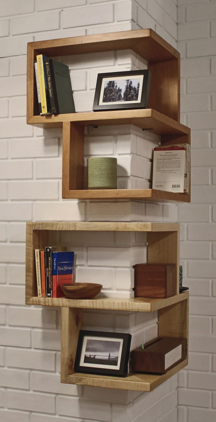 the most creative floating shelf designs shelves designer wall unique wooden mounted shoe design large black office desk long white table metal cabinet supports canadian tire