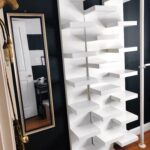 the ultimate shoe organization for small spaces wall floating shelves shoes empty using ikea lack shelf storage corner unit block paving solar lights wooden shelving white living 150x150
