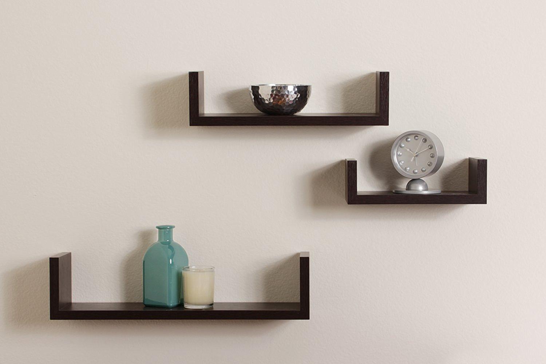 top black floating wall shelves review shaped shelf with drawer aluminum kmart locker entertainment unit ikea hemnes shoe cabinet white barn home decor hinged desk dresser