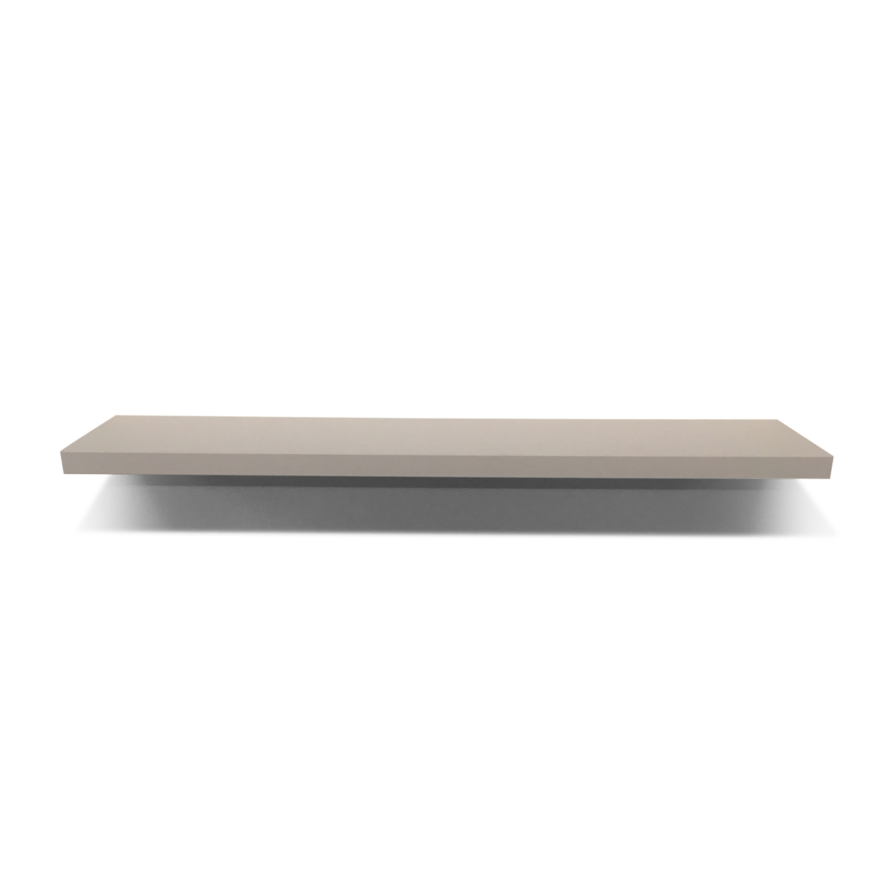top shelf gallery floating depth thick deep long dove grey laminated click here order lighted glass bar shelves standard bookcase width will command hooks work brick bench ikea