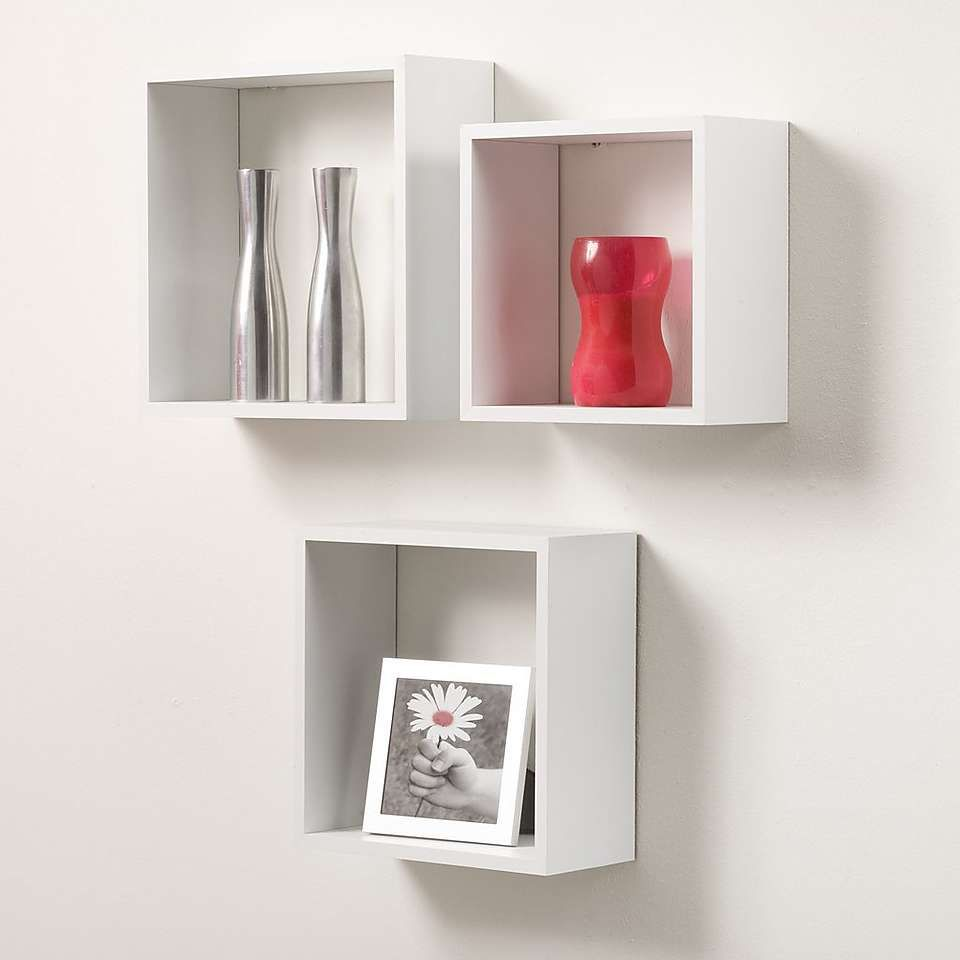 triple square white cube shelves interior design dunelm floating shelf walk closet storage systems double sink bathroom vanity free mantel metal clothes rack mural garage system