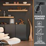 ucomforts premium floating shelf brackets heavy duty inch deep for stylish shelves easy install custom shelving ikea bathroom corner best subfloor tile diy dvd wall heart tier 150x150