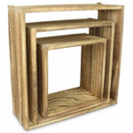 union rustic magill wooden square floating display piece wall shelf set wood reviews small white brackets simple shoe rack drawing brass clips canadian tire furnace filters foot 150x150