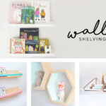 wall shelves for kids rooms clever little monkey shelving updated floating box white corner desk with hutch wooden ture shelf distressed fireplace mantel living room unit book lip 150x150