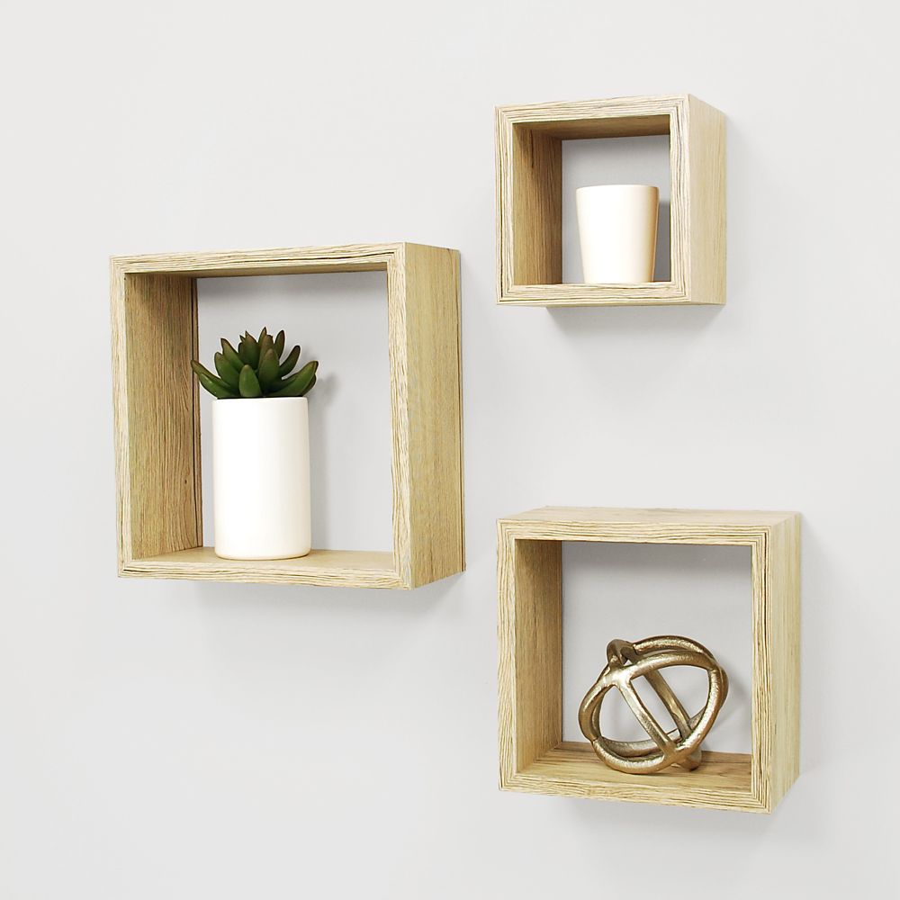 wall shelves ture ledges the floating edmonton kiera grace cubbi shelf inch kitchen stand alone garage shelving cabinets mini corner cedar fireplace mantle cube organizer under