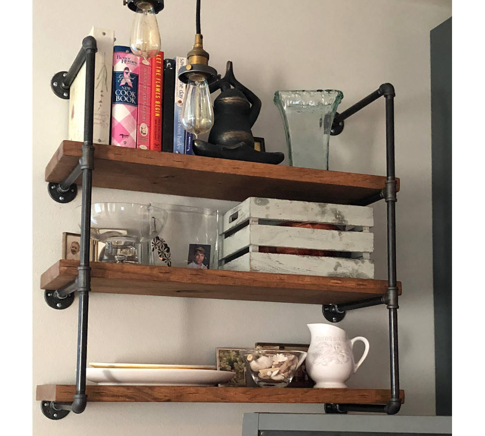 wall unit industrial floating etsy fullxfull shelves shelf metal brackets for glass shoe ledge commercial vinyl tile installation large media console movable kitchen island bench
