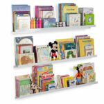 wallniture floating shelves for nursery and metal wall bookshelves mount book display ledges aluminum white inch set home kitchen coloured glass low shoe storage small corner 150x150