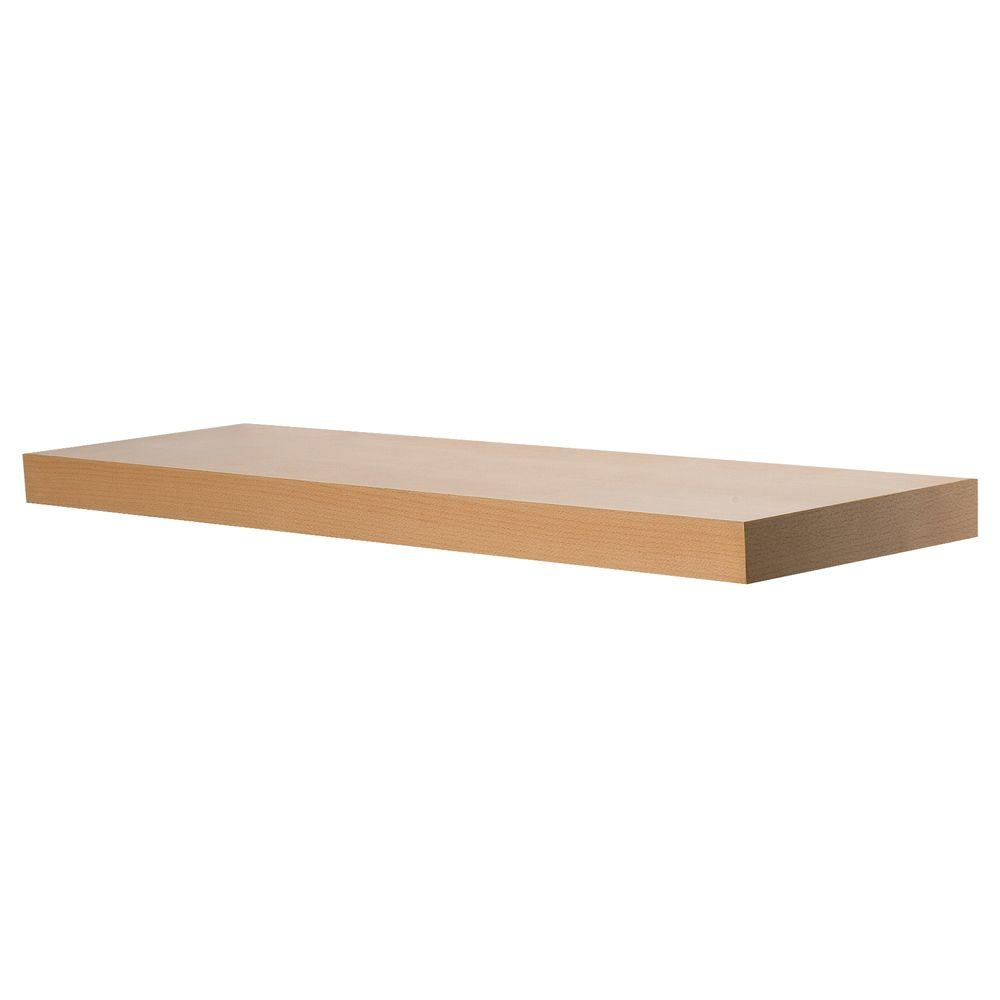 wallscapes beech wood veneer straight floating light brown closet shelves from shelf design tures easy shoe rack ideas briggs and stratton platinum wall metal corner unit hanging