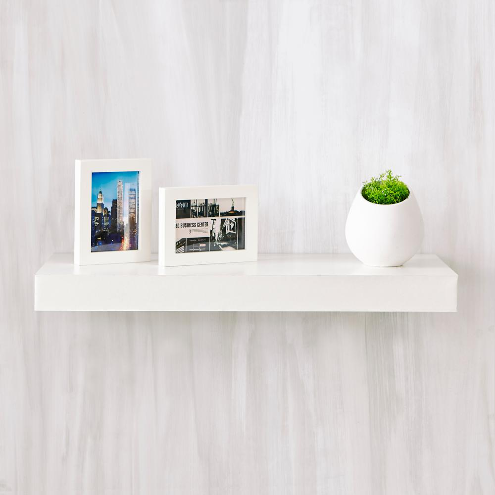 way basics ravello zboard paperboard wall shelf white decorative shelving accessories inch deep floating best garage cabinets outside shoe storage ideas diy small bathroom wood