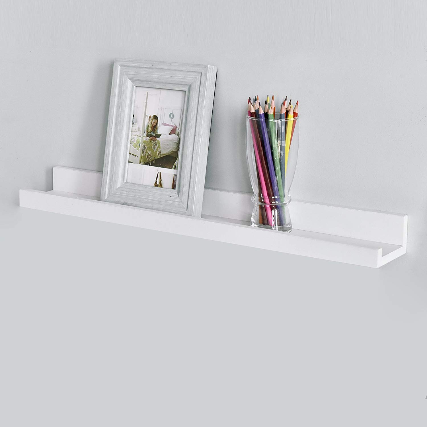 welland ture ledge shelf white shelves with floating inch home kitchen narrow towel stainless steel wall mounted coat rack shelving units unique racks leather antique plastic