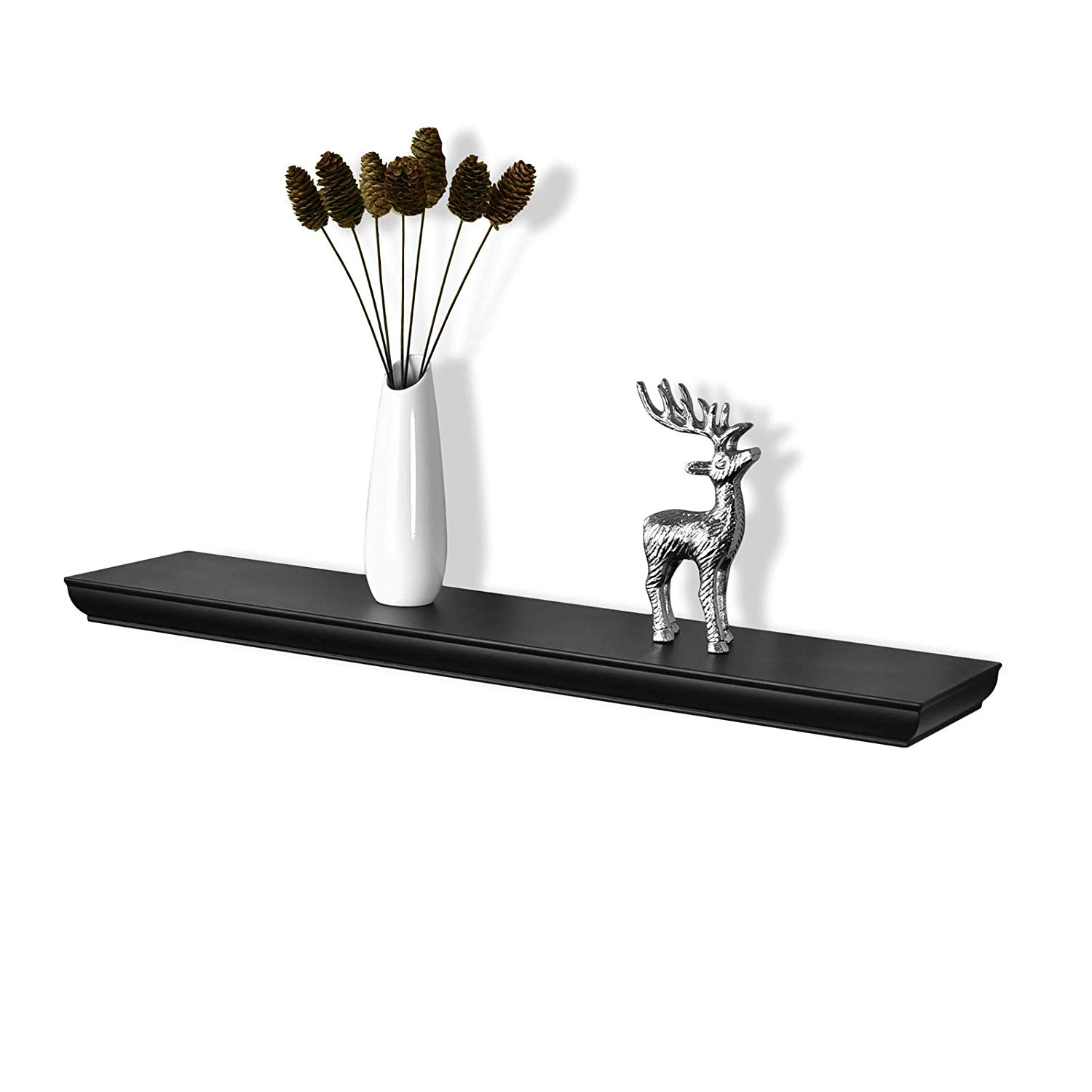 welland wilson floating shelves black wall shelf with drawer barn shaped triangle hinged desk ikea thick screws for stick mirrors inch media cabinet high cubes rectangular wrought