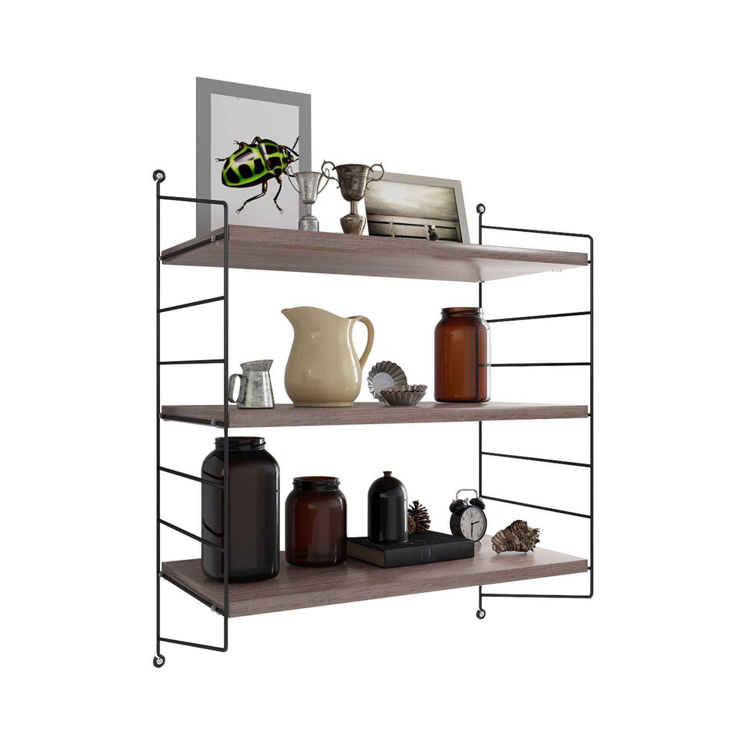 weshinegadgets modern design tier wall mount display floating shelves for shoes storage rack holder home kitchen kijaro chair awesome bookshelf ideas inch computer desk shelf shoe