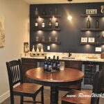 what you think floating shelves homesmsp behind bar the still allow plenty storage area display fun glasses bottles wine and couple eclectic accent pieces selected for this 150x150