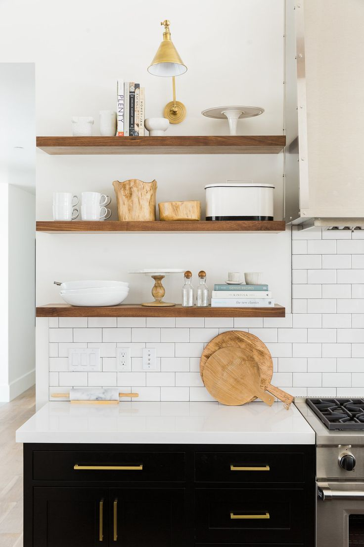 white floating kitchen shelves desire dark stained shelving house decoration innovative modern mountain home for wood transitional addition ssmounttemple sturdy shelf mounting