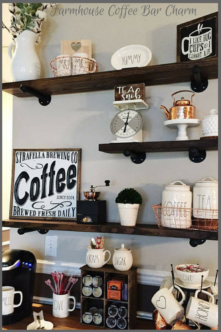 wood floating shelves inches deep farmhouse shelf rustic wall wooden afflink command door hooks freestanding kitchen island with seating beam ikea besta cabinet ematic tall desk